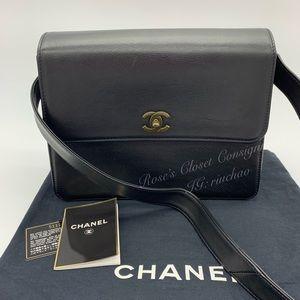 💜Rare💜Chanel vintage shoulder bag